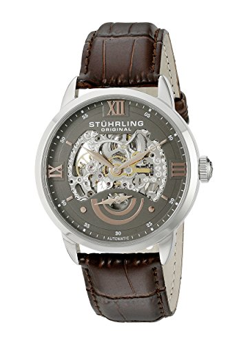 411gf0ZzOaL - Stuhrling Original Symphony Grey Mens 574.03 watch