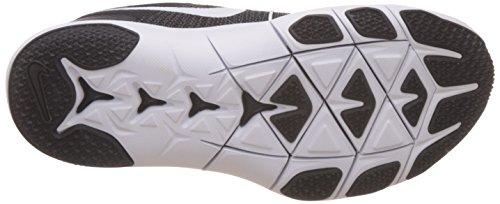 Uomo Scarpe Basse Treno Flex nero Nike antracite Nero Aver Bianco a67Htn