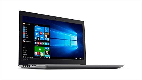 Lenovo Ideapad 320E 80XH01FHIN 15.6-inch Laptop (6th Gen Core i3-6006U/4GB/1TB/Windows 10/Integrated Graphics), Platinum Grey