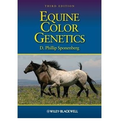 [ { Equine Color Genetics } ] BY ( Author ) Mar-2009 [ Hardcover ]