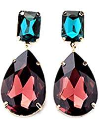 Jewel Drop Earrings For Girls And Women By The Cats Pajama