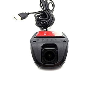 Dash Cam Full HD 1080p Auto DVR Driving Recorder Dashboard Kamera mit Nachtsicht, G-Sensor Bewegungserkennung, Parkplatz Monitor, Loop Aufnahme, 170° Weitwinkel