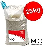 Quarzsand 25 kg (25 kg Spielsand zertifiziert Feinkörniger Sand (Strand- Beachsand). TOP Qualität Quarzsand Körnung 0,10-0,50 mm gewaschen, feuergetrocknet)