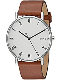 Skagen Analog White Dial Men's Watch-SKW6427