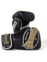 Sandee Cool-Tec Velcro Leather Boxing Gloves