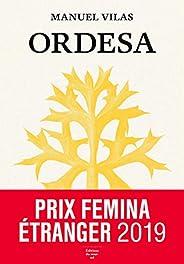 Ordesa - Prix Femina Etranger 2019