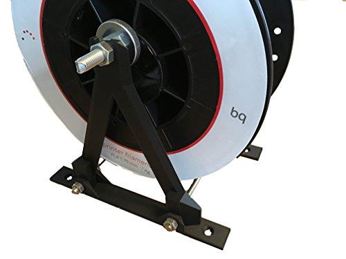 HR 2 Filamenthalterung für 3D Drucker | Spulenhalter | Halter für Filament | Filamenthalter | Filamentabroller | Rollenhalterung | Spool | Reel 5-fuß-stahl-stab