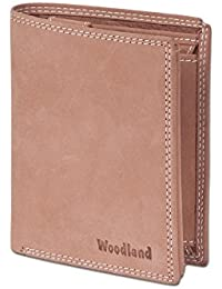 """""""Woodland"""" intercambio barra vertical stock de piel de ante suave, sin tratar"""