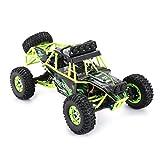 Petunia Wltoys 12428 1/12 2.4G 4Wd Elektro-Off-Road-Klettern Crawler Rc Car-Green