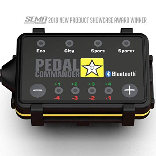 Pedal Commander PC10 bluetooth Gaspedal Tuning