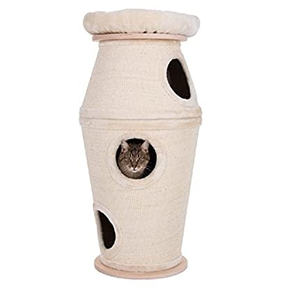 Unusual Cat Scratching Barrel 1