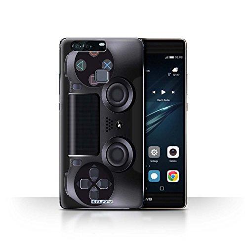 Stuff4 Hülle / Case für Huawei P9 Plus / Playstation PS4 Muster / Spielkonsolen Kollektion