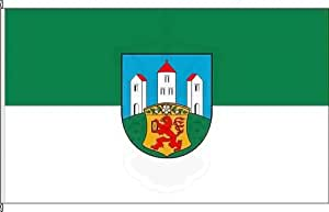 Königsbanner Hochformatflagge Hessisch Lichtenau - 80 x 200cm - Flagge und Fahne