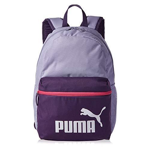 Puma Phase Backpack Rucksack, Sweet Lavender-Indigo, OSFA (Mädchen Rucksack)