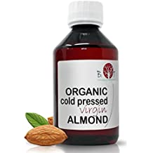 B.O.T Cosmetic & Wellness - Aceite de Almendras Ecológico Prensado en Frío ...