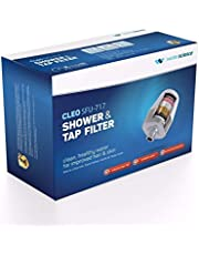 CLEO Shower & Tap Filter for Bathroom & Kitchen