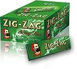 Papier à rouler RIZLA 320Zig Zag papier à rouler Vert King Size 10livres de 32