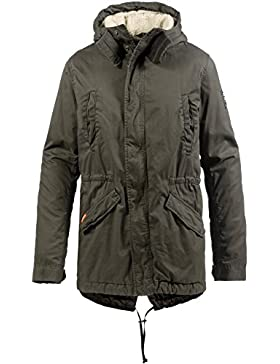 Superdry Winter Rookie Military Parka, Eskimo para Hombre