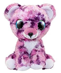 LUMO STARS 55774 Juguete de Peluche - Juguetes de Peluche (Animales de Juguete, Rosa, Violeta, Felpa, 3 año(s), Niño/niña, Interior)