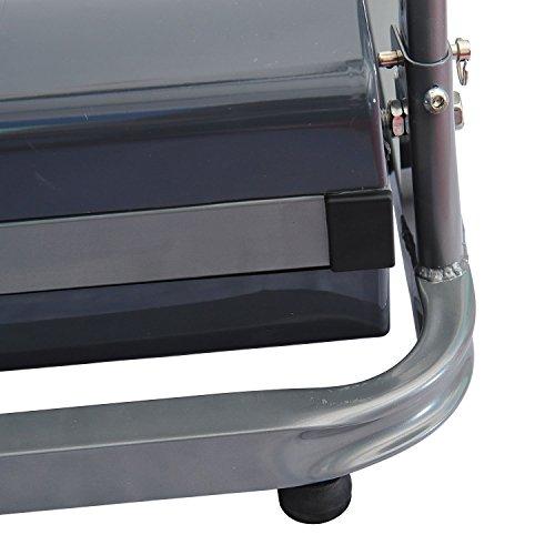 Homcom Laufband Elektrisches mit LED Display Heimtrainer Fitnessgerät 500 W, B1-0094 - 8