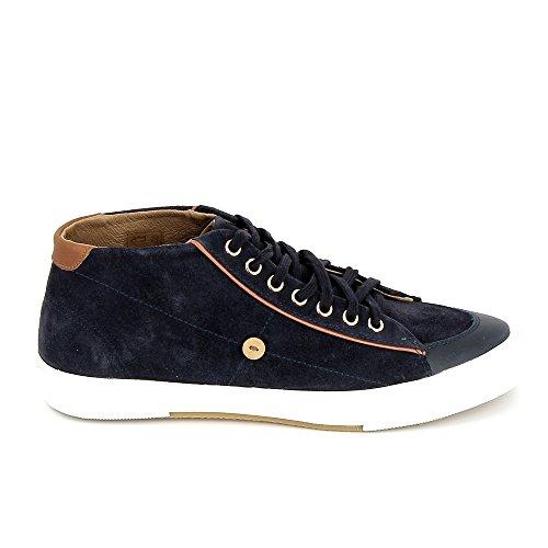 Faguo Birchmid, Sneaker Unisexe Col Haut-adulte Bleu (marine)