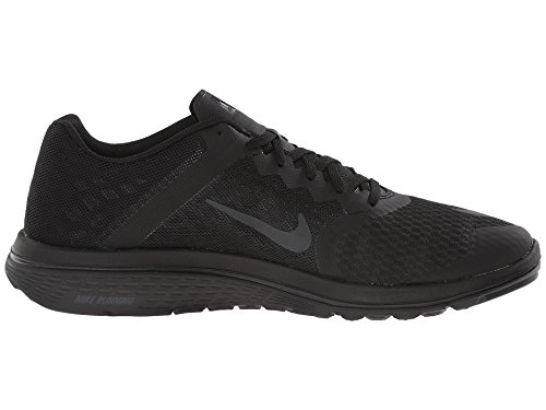Nike Fs Lite Run 2, Chaussures de running femme Black/Anthracite/Dark Grey