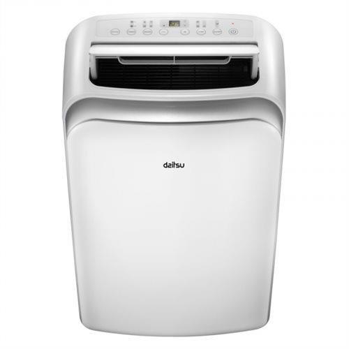 daitsu - Aire acondicionado portátil Daitsu APD12HR con 3.000 frig/h y 2.500...