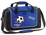 Mein Zwergenland Sporttasche mit Namen und Wunschmotiv, 38 L, Royal Sport 19