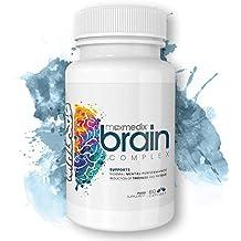 Brain Complex - Suplemento Para La Concentración Y Motivación ...