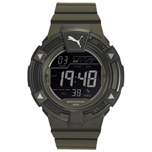 PUMA Time COLLIDE DIGITAL PU911381002 Orologio digitale da uomo Molto sportivo