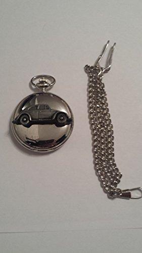 vw-beetle-ovale-posteriore-finestra-ref291effetto-peltro-emblema-argento-lucido-regalo-per-uomo-orol