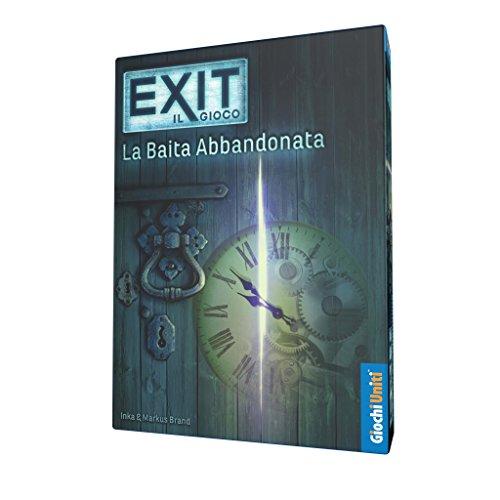 Giochi Uniti - Exit la Baita Abbandonata, GU564