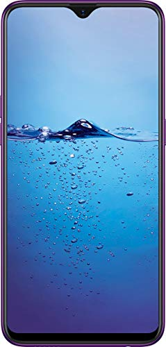 OPPO F9 (Steller Purple, 4GB RAM, 64GB Storage) with Offer
