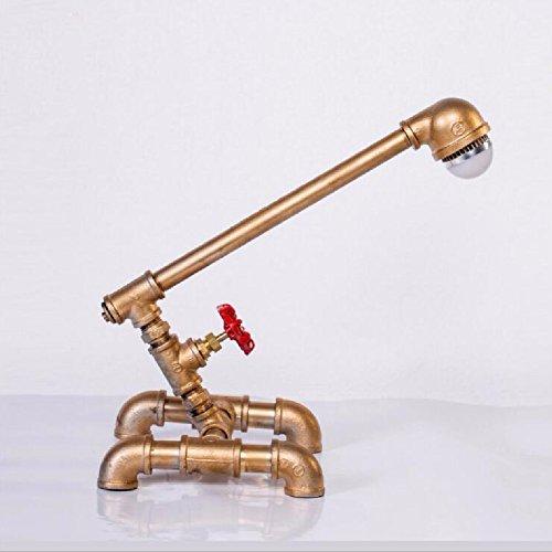 ZPSPZ Schreibtisch Lampe Industrie - Loft Geomantie Lampe Persönlichkeit Dekorative Lampe Führte Lange Arm Lesung Lampe - Industrie-schreibtisch-lampe