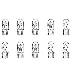 2x JURMANN W5W T10 W2,1x9,5d LAMPEN 12V 5W STANDLICHT POSITIONSLICHT LongLife /& Ersch/ütterungsfest