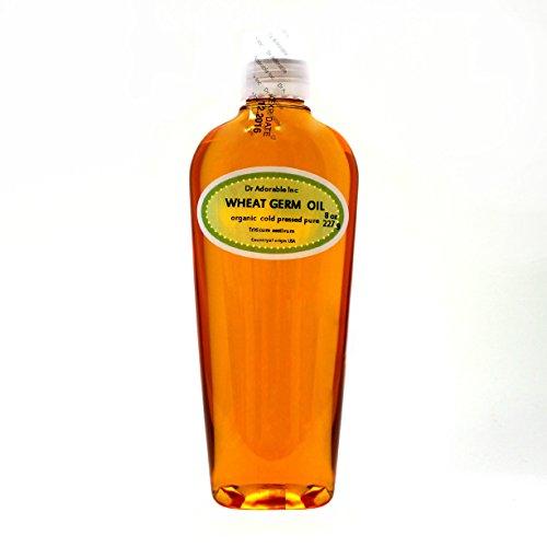 8oz aceite germen trigo orgánico aceite portador