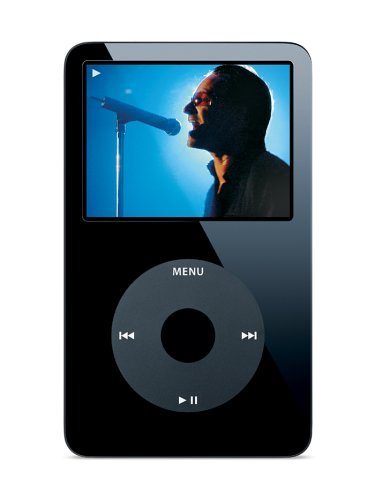 Apple iPod Classic Video 30 GB Schwarz MP3 Player Video Player (30 GB, Schwarz) 30gb Portable Video