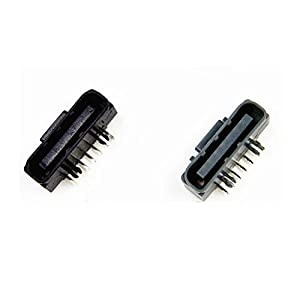 Feicuan Repair Replacement Parts Socket Plug USB Interface für Xbox 360 Controller (Pack of 2)