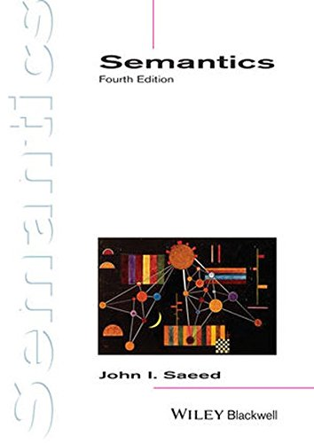 Semantics (Introducing Linguistics) por John I. Saeed
