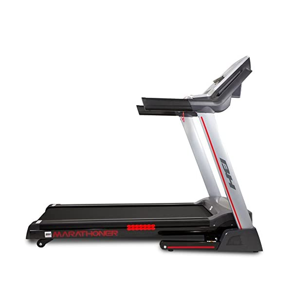 BH Fitness WG6458RF i.Marathoner - Tapis roulant - Elettrico - Pieghevole - Vel.Max. 21 Km/h - Inclinazione in 15… 4 spesavip