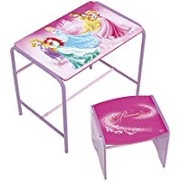 Disney Princess Doodle Desk and Stool by HelloHome
