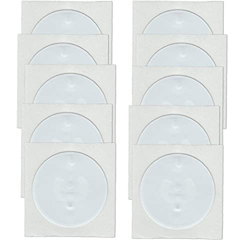 10 NFC Tags Sticker NTAG213 Circus rund 22mm 144Byte (Nfc Sticker)