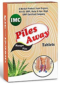 IMC Piles Away Tablets (30 Tabs) (Pack Of 2)