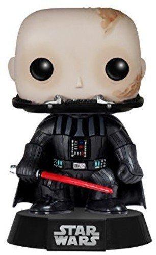 Funko - Figurine Star Wars - Unmasked Darth Vader Pop 10cm - 0849803055295