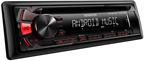 Kenwood Electronics KDC-164UR sintonizador de CD/DVD para el coche - Radio para...