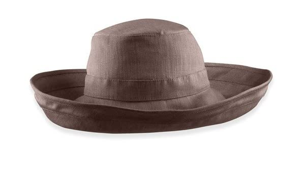 93218cbad9d Tilley Th8 (Round Brim) Hat - Mocha 6 7