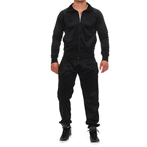 Finchman Trinda Suit Trainingsanzug Jogging Anzug Sportanzug Glänzend Polyester