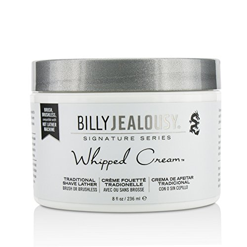 Billy Jealousy - Signature Series Whipped Cream Traditional Shave Lather 236ml/8oz -