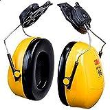 3m Peltor Optime 98 Cap-mount Earmuffs H9p3e