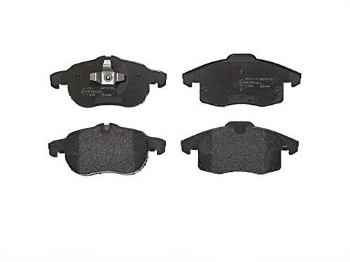 Preisvergleich Produktbild Brembo P 10 011 Bremsbelagsatz,  Scheibenbremse - (4-teilig)